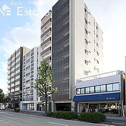 愛知県名古屋市瑞穂区瑞穂通7丁目の賃貸マンションの外観