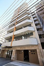 ヘイマン横浜[10階]の外観