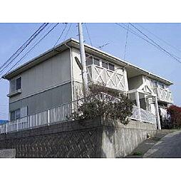福岡県北九州市八幡西区陣原4丁目の賃貸アパートの外観