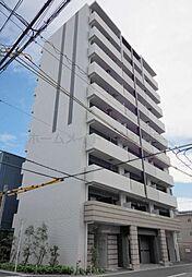 レジュールアッシュ天王寺パークサイド[9階]の外観