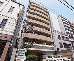 京都府京都市中京区綿屋町の賃貸マンションの外観