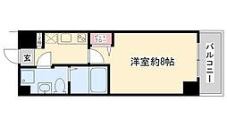 KTG RESIDENCE芦屋西[305号室]の間取り