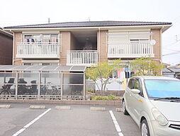 カリーノC棟[2階]の外観