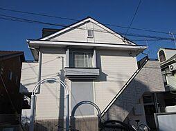 愛知県名古屋市北区水切町6丁目の賃貸アパートの外観
