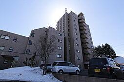 クリオパレス青葉 弐番館[2階]の外観