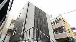 西片江アパートメント[2階]の外観