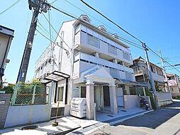 奈良県奈良市西大寺新町1丁目の賃貸マンションの外観