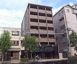 京都府京都市中京区西ノ京南上合町の賃貸マンションの外観