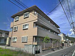 千葉県市川市真間4丁目の賃貸マンションの外観