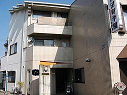 京都府京都市西京区山田庄田町の賃貸マンションの外観