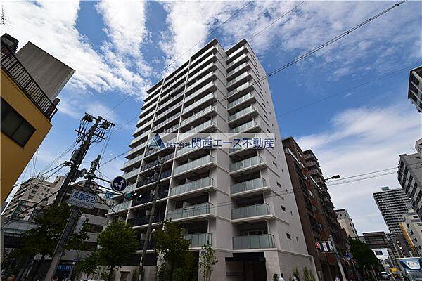 大阪府大阪市中央区瓦屋町1丁目の賃貸マンションの画像