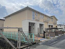 JR播但線 香呂駅 徒歩10分の賃貸アパート