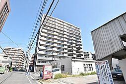 福岡県北九州市小倉北区三萩野2丁目の賃貸マンションの外観