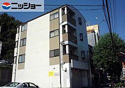 H・C・BLD[3階]の外観