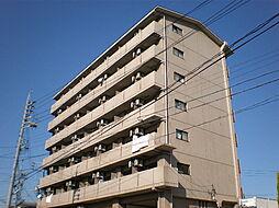 愛知県長久手市山桶の賃貸マンションの外観