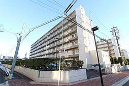 上社南住宅5号棟[1階]の外観