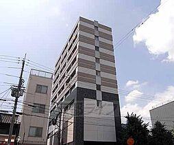 京都府京都市下京区観喜寺町の賃貸マンションの外観
