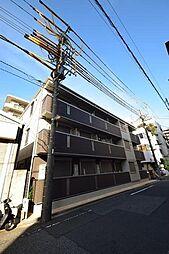 都営新宿線 菊川駅 徒歩4分の賃貸アパート