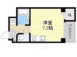 西田辺駅 4.6万円