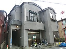サンロイヤル西蒲田[1階]の外観