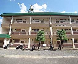 京都府京都市伏見区淀樋爪町の賃貸マンションの外観
