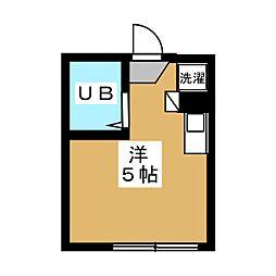 熊野前駅 5.0万円