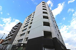 北海道札幌市北区北十九条西4丁目の賃貸マンションの外観