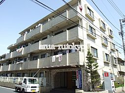 東京都三鷹市北野2丁目の賃貸マンションの外観