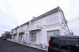 千葉県市原市加茂1丁目の賃貸アパートの外観