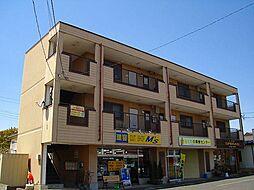 茨城県龍ケ崎市佐貫2丁目の賃貸マンションの外観