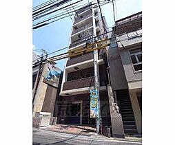 京都府京都市中京区油小路通錦小路下る藤本町の賃貸マンションの外観