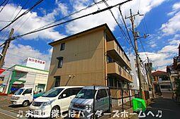 大阪府枚方市星丘3丁目の賃貸アパートの外観