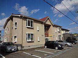 アパートメントハウスFlorigen(フロリーゲン)[107号室]の外観