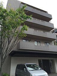 東京都世田谷区若林4丁目の賃貸マンションの外観