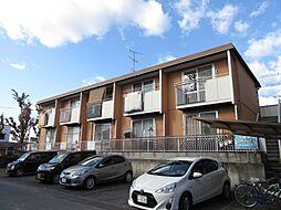 永村ハイツ[2階]の外観
