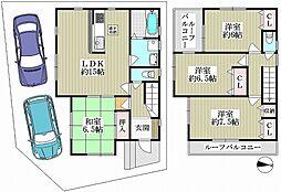 八幡市橋本東山本