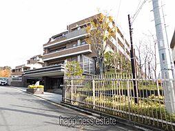 ノブレス新百合ヶ丘フォレストハウス[4階]の外観