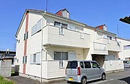千葉県茂原市本納の賃貸アパートの外観