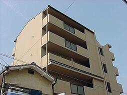 京都府京都市伏見区車町の賃貸マンションの外観