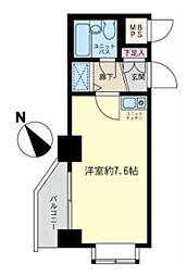 ライオンズマンション湘南藤沢第2[102号室]の間取り