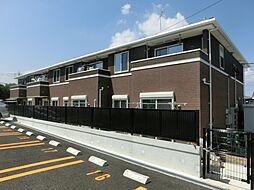 ヒッコリーリッジ弐番館[1階]の外観