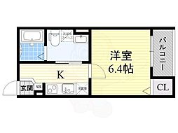 針中野駅 5.0万円