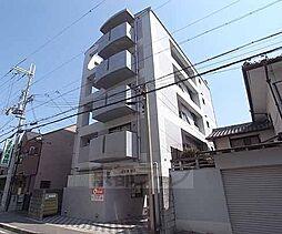 京都府京都市右京区西京極東町の賃貸マンションの外観