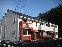 ミルトフリーデII[2階]の外観