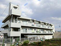 大阪府茨木市並木町の賃貸マンションの外観