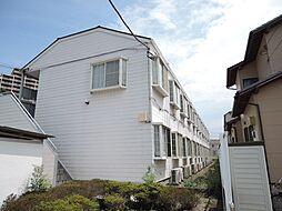サンポップ新松戸[2階]の外観