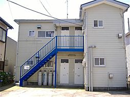 ハイツYOU[202号室]の外観