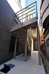 神奈川県川崎市川崎区日進町の賃貸アパートの外観