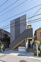 Casa del canario諏訪ノ森[1階]の外観