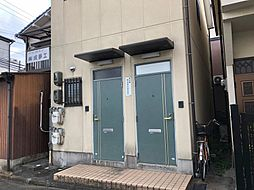 大阪府高槻市赤大路町の賃貸アパートの外観